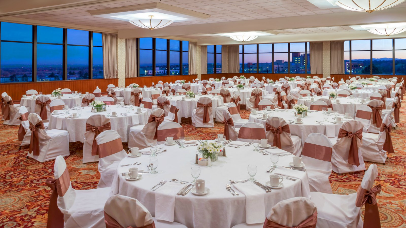denver wedding reception venues sheraton denver west hotel