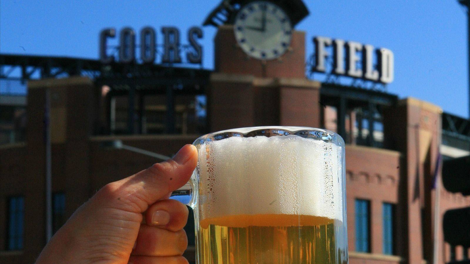 Coors Field - Sheraton Denver West Hotel