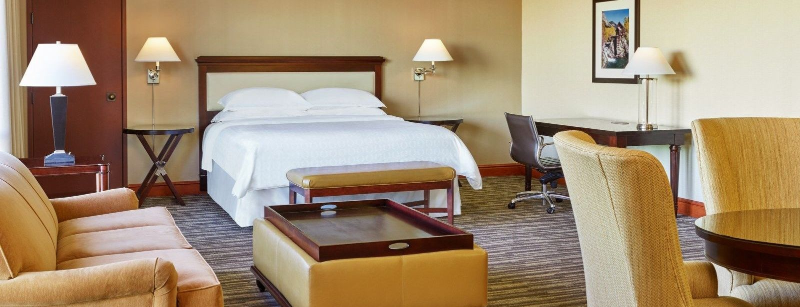 Executive Studio | Sheraton Denver West Hotel