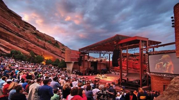 Sheraton Denver West Hotel Red Rocks Ampitheatre