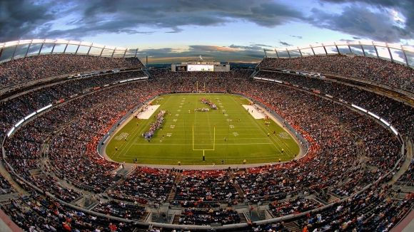 Convenient Access From Our Hotel To Sports Authority Field At Mile High